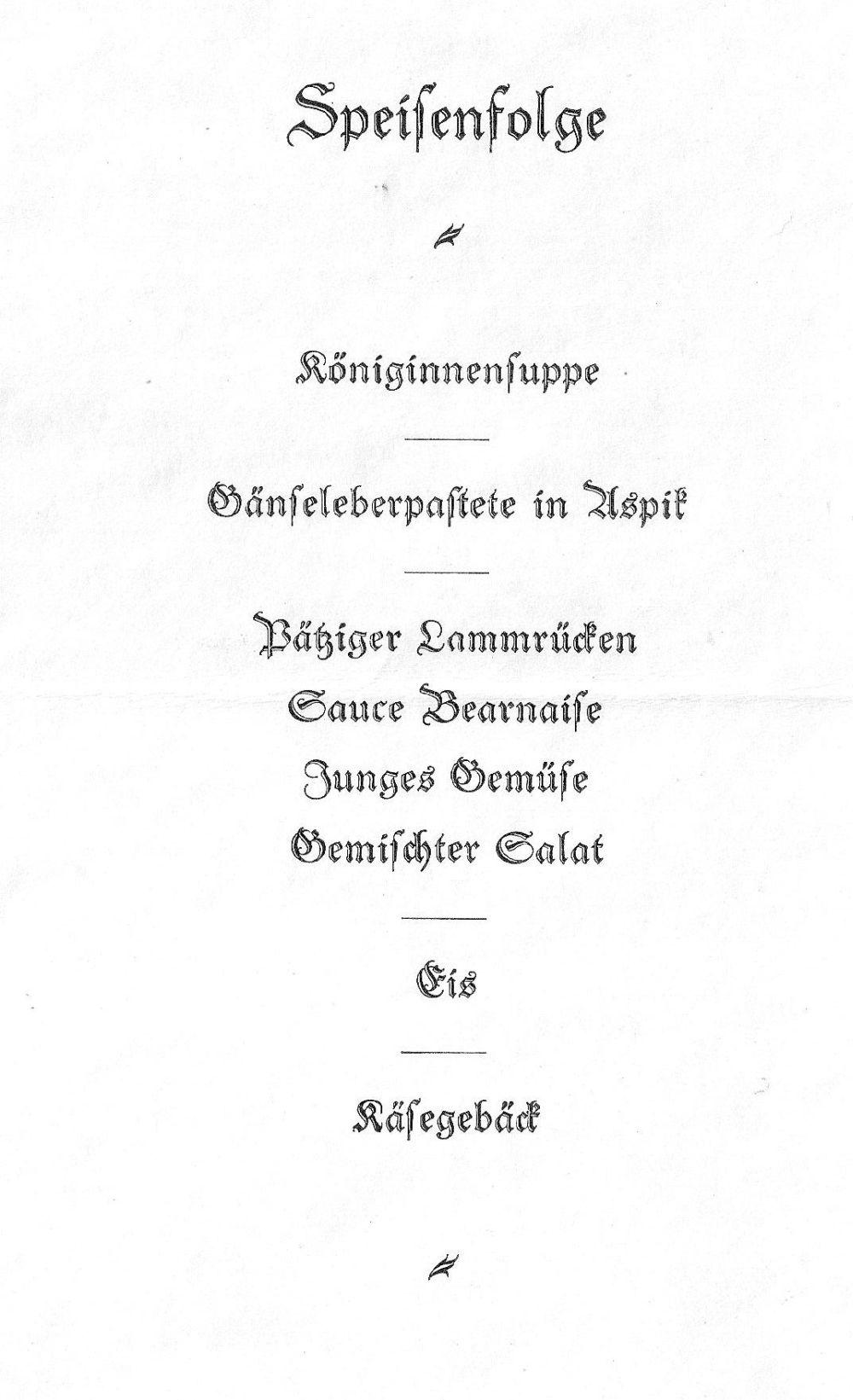 Hochzeit Im Vorfeld Des Kriegsbeginns Von Bismarck